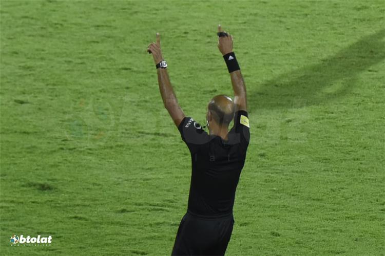 احمد حمدي حكم مباراة الاهلي وطنطا