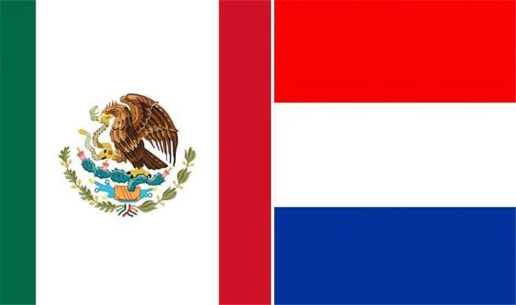 هولندا والمكسيك