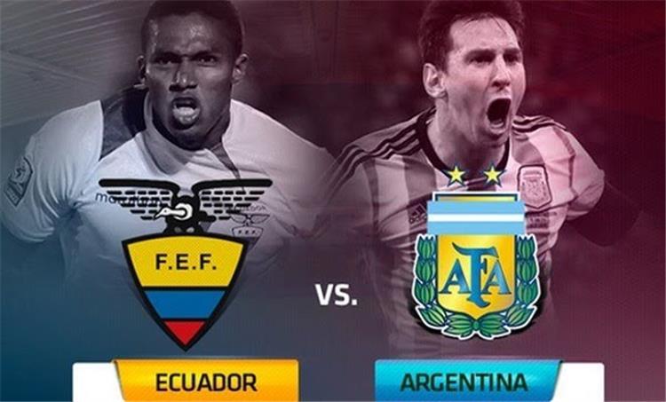الأرجنتين والإكوادور