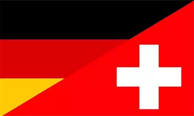 سويسرا وألمانيا