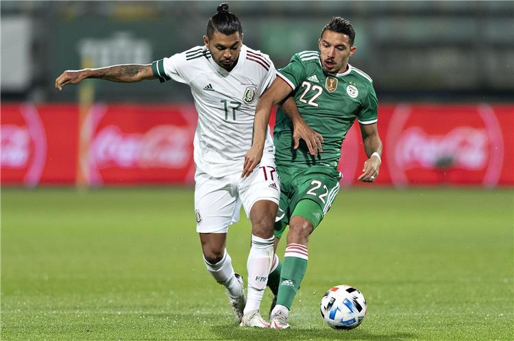 الجزائر والمكسيك