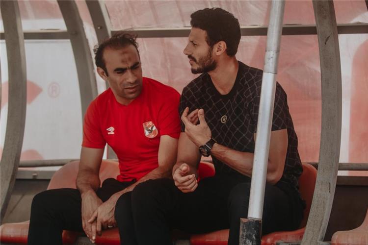 سيد عبد الحفيظ والشناوي