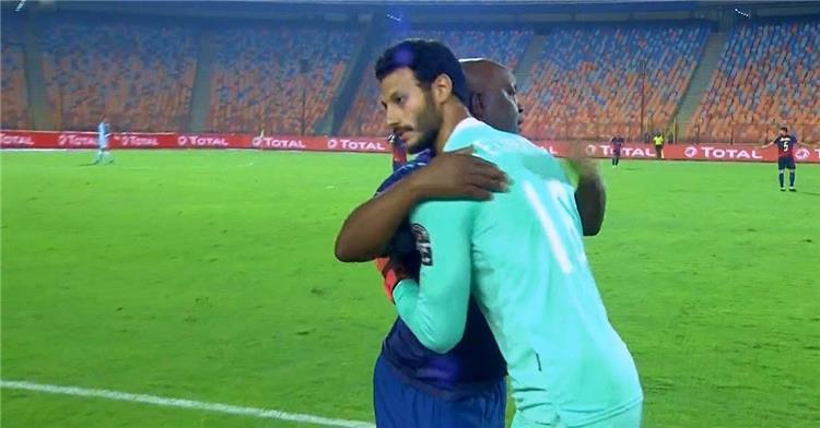 مدرب الأهلي يكشف سبب تبديل محمد الشناوي أمام الوداد - بطولات