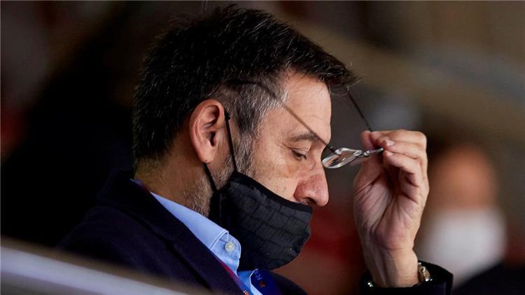 سبورت بارتوميو يستعد للاستقالة اليوم من رئاسة برشلونة