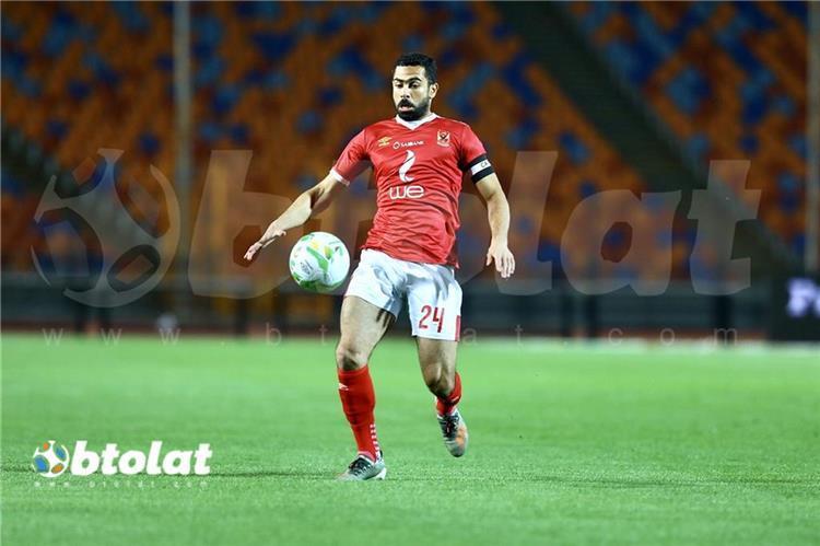 احمد فتحي لاعب الاهلي