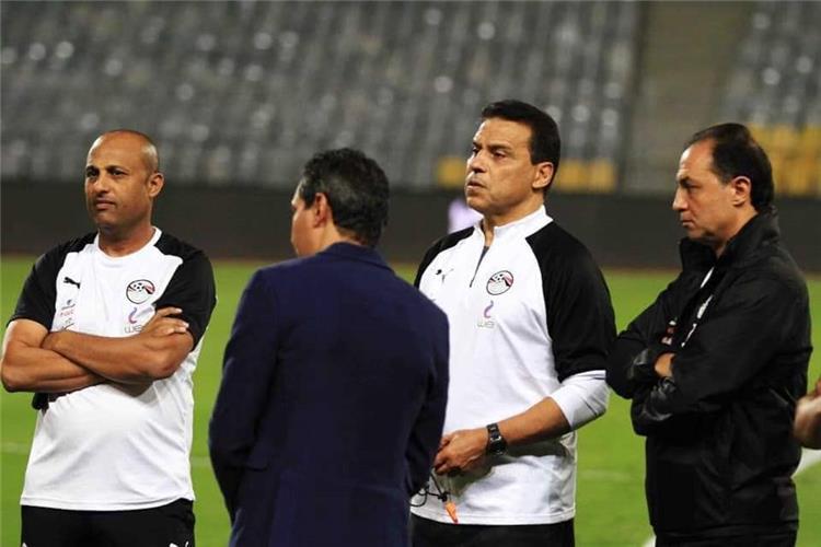 حسام البدري ومحمد صلاح