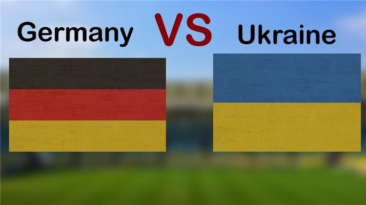 ألمانيا وأوكرانيا