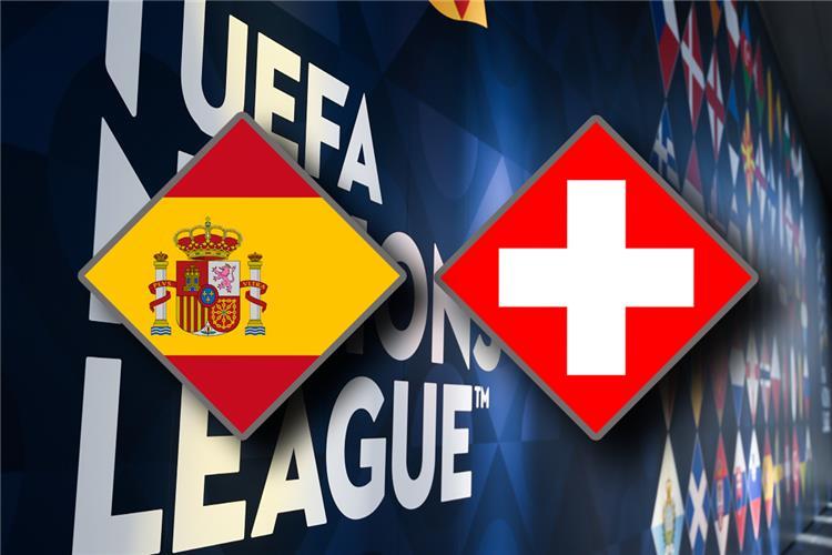 إسبانيا وسويسرا