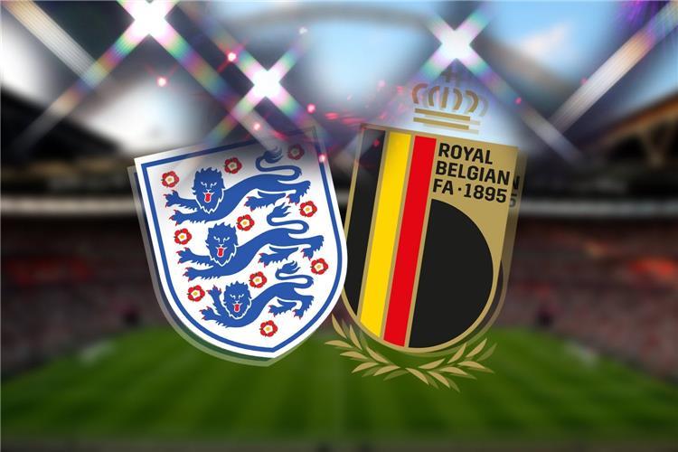 إنجلترا وبلجيكا