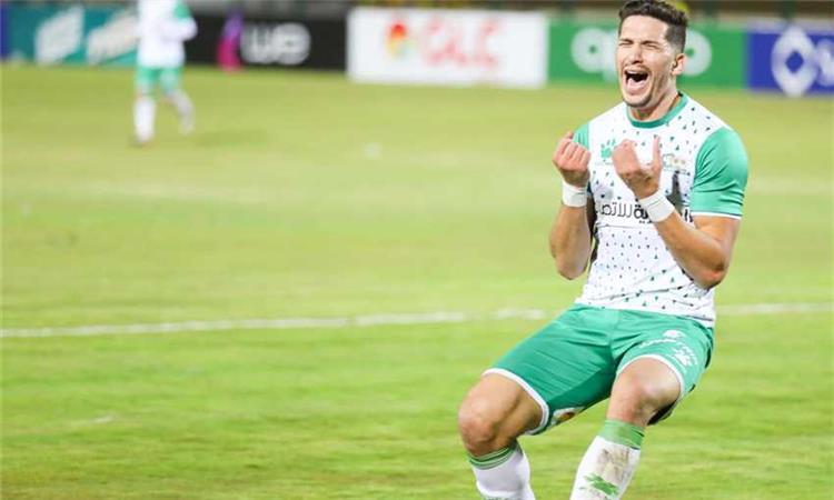 محمود وادي لاعب المصري