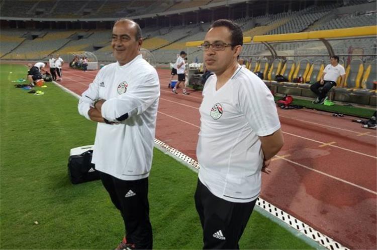محمد ابو العلا طبيب منتخب مصر