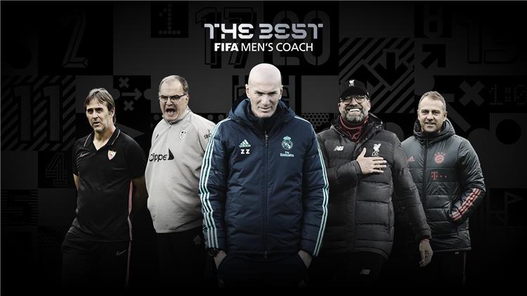 أفضل 5 مدربين في العالم