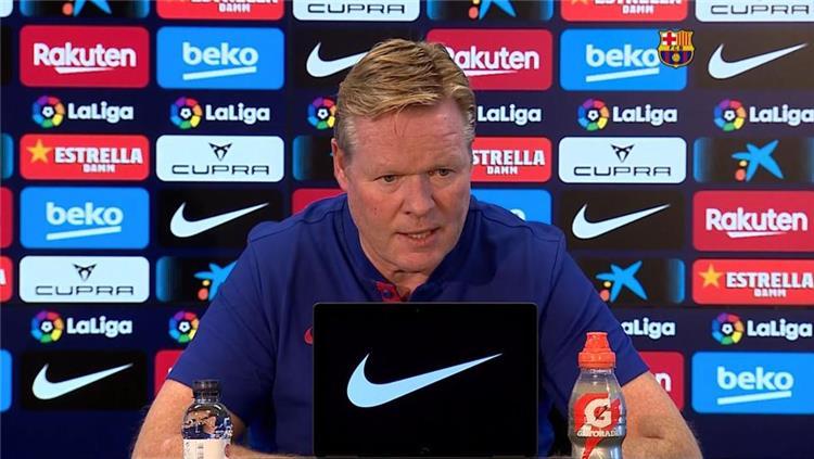 كومان لا يمكنني تقييم نفسي مع برشلونة ويوجه رسالة وداع لـ مارادونا