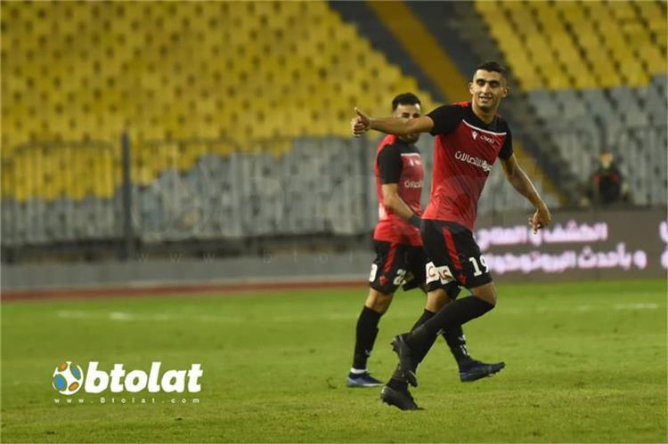 أحمد سمير لاعب طلائع الجيش