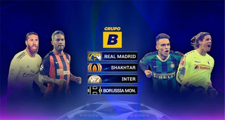 مجموعة ريال مدريد