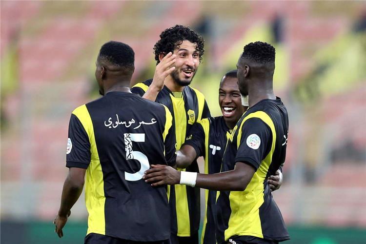 أحمد حجازي مع اتحاد جدة