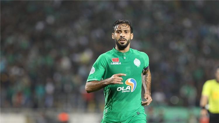 محسن متولي لاعب الرجاء