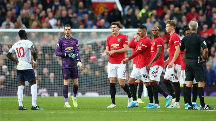 ساديو ماني ضد مانشستر يونايتد