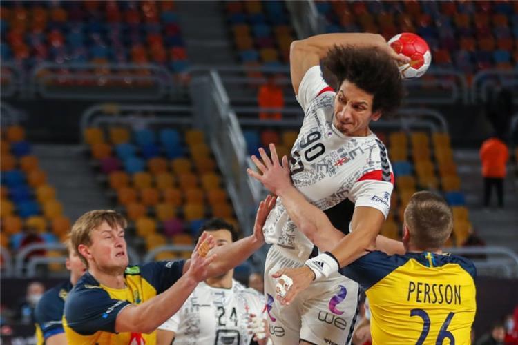 مباراة مصر والسويد