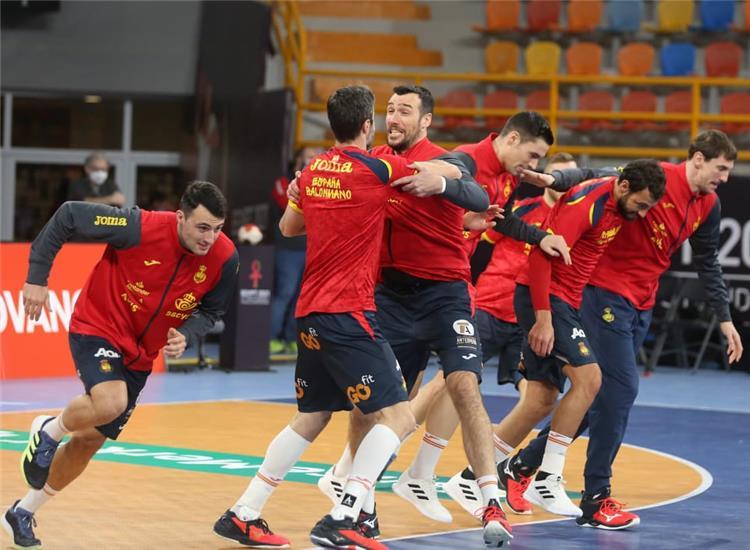 منتخب إسبانيا لكرة اليد