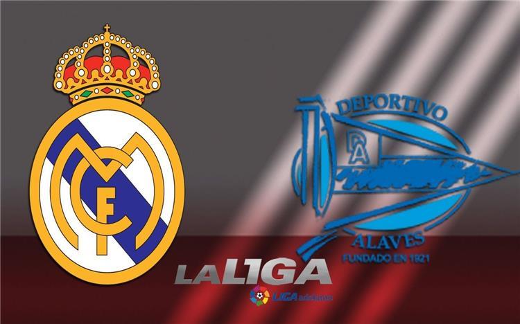 ريال مدريد وألافيس
