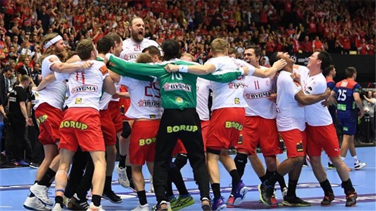 منتخب الدنمارك لكرة اليد