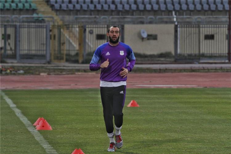 عمر كمال لاعب المصري