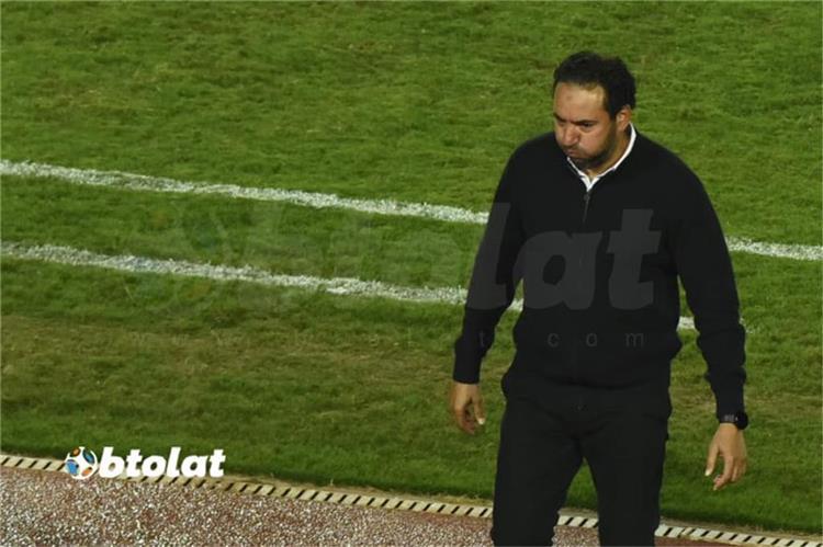 هيثم شعبان مدرب سيراميكا كليوباترا