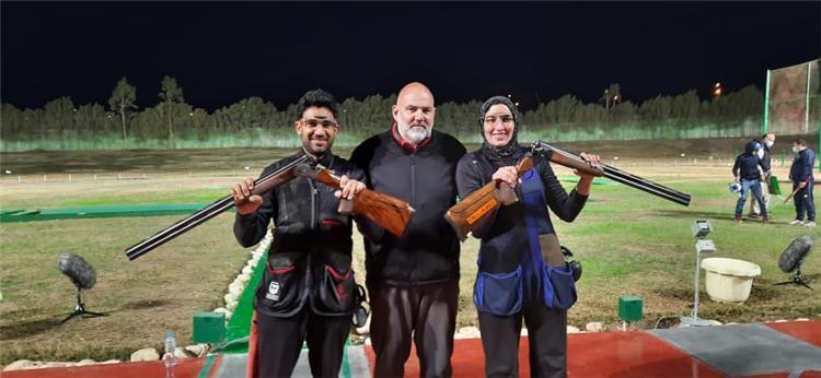 احمد زاهر وماجي عشماوي