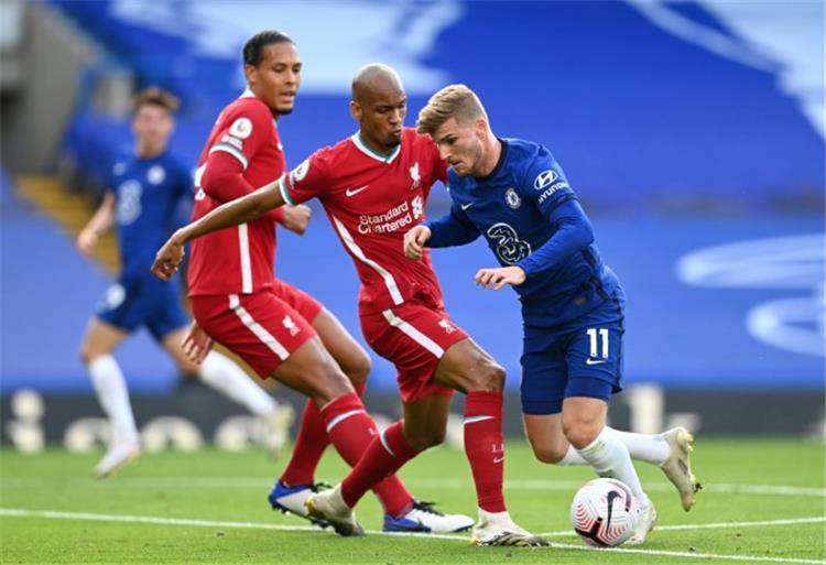 تيمو فيرنر ضد ليفربول