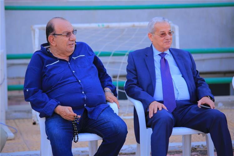 محمد عادل المشرف العام على الكرة بالمقاولون العرب