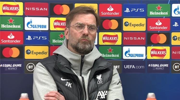 كلوب: ليس لدينا ما نخسره أمام ريال مدريد.. وزيدان يعرف كيف يعد فريقه