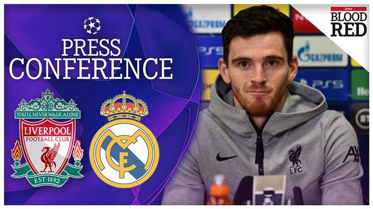 روبرتسون: استقبلنا 3 أهداف رخيصة أمام ريال مدريد.. وعلينا أن نرد