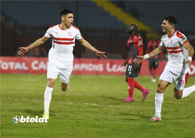 قائمة الزمالك لمباراة حرس الحدود في كأس مصر الجزيري يقود الهجوم