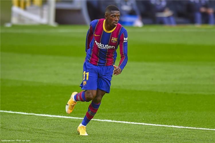 ليفربول يستعد للاستغناء عن مهاجمه ويتجه لضم ديمبلي من برشلونة