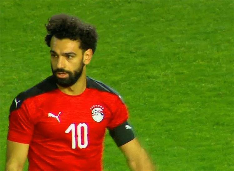 محمد صلاح لاعب منتخب مصر وليفربول الإنجليزي