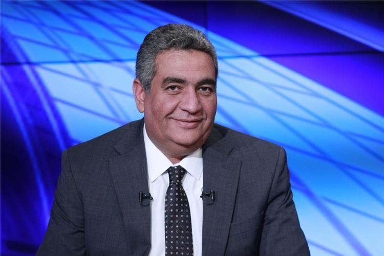 احمد مجاهد رئيس اللجنة الثلاثية لإدارة اتحاد الكرة المصري