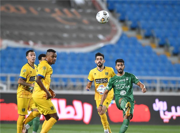 مباراة الأهلي والتعاون في الدوري السعودي