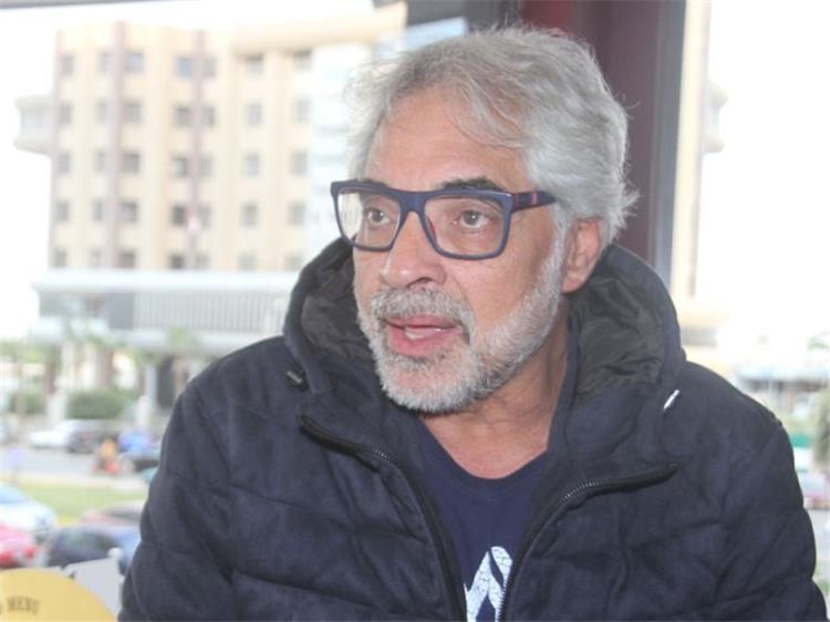 احمد ناجي مدرب حراس مرمى المنتخب السابق وفريق سموحة الحالي
