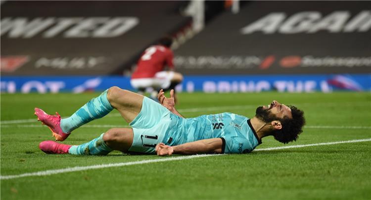 جماهير ليفربول بعد هدف محمد صلاح أمام مانشستر يونايتد: امنحوه العقد الذي يريده - بطولات