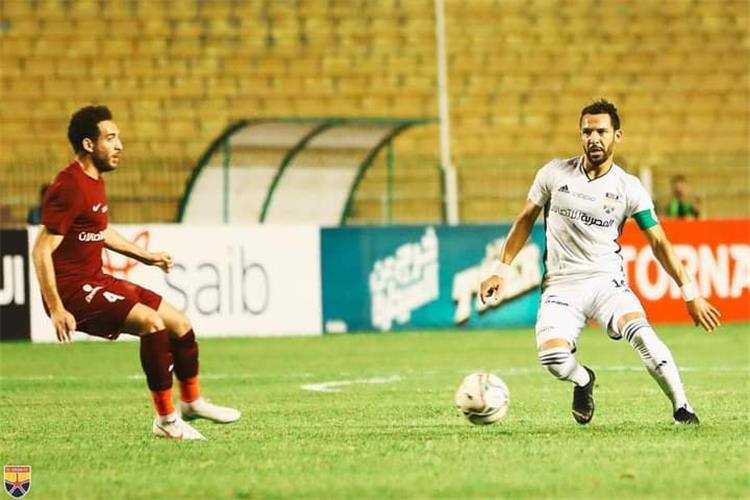 مصر للمقاصة يفوز على الجونة بهدف قاتل في الدوري