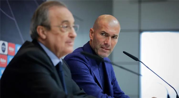 تقارير: بيريز لم يحسم قراره بشأن خليفة زيدان في ريال مدريد