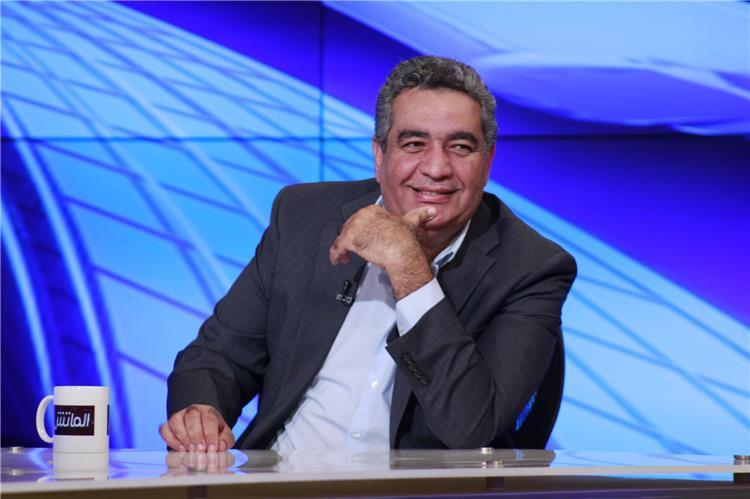 احمد مجاهد رئيس اتحاد الكرة