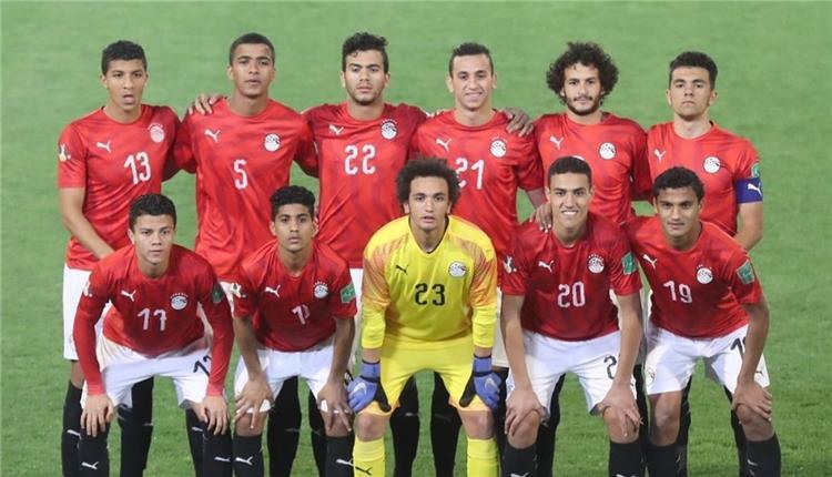 منتخب مصر تحت 20 عاما