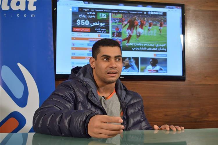 محمد ايهاب بطل مصر في رفع الأثقال