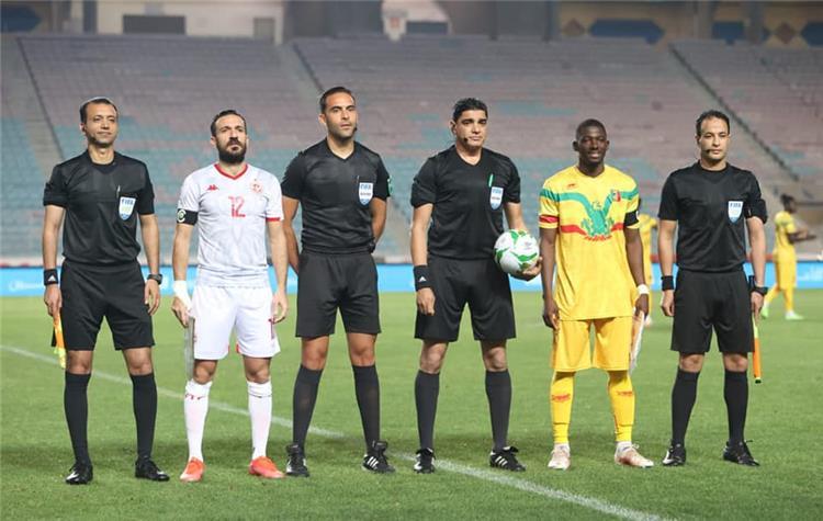 علي معلول في مباراة تونس ومالي
