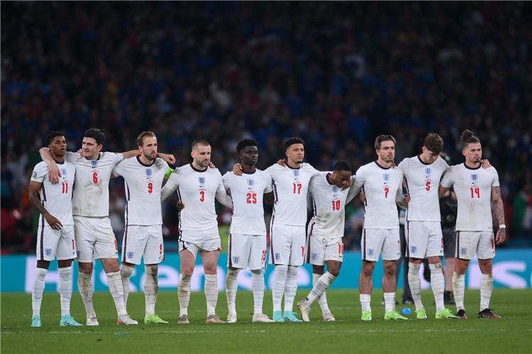 لاعبو إنجلترا