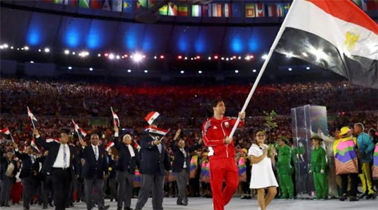 البعثة المصرية في اولمبياد طوكيو 2020