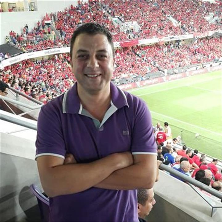 تعيين عمرو شاهين مديرا تنفيذيا لشركة الأهلي لكرة القدم