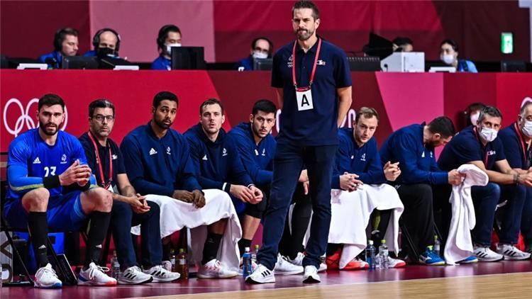 مدرب فرنسا عن مواجهة مصر: أمامنا معركة للفوز بميدالية في أولمبياد طوكيو